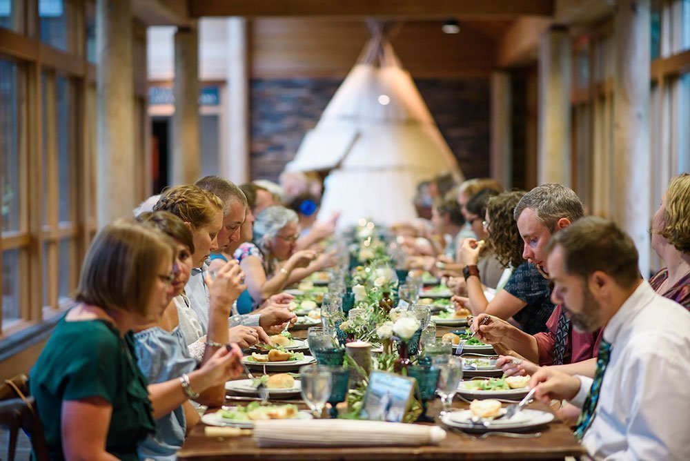 Rustic Chic: The Indigo Bride, High Desert Museum and Bowtie Catering make the perfect trio
